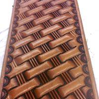 BELT basket weave pattern